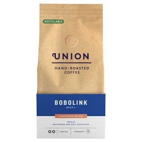 Union Hand-Roasted Coffee Bobolink Brazil