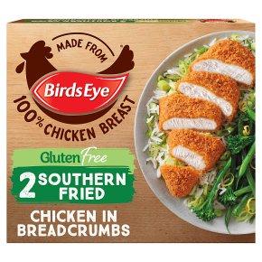 Birds Eye 2 Gluten Free Southern Chicken