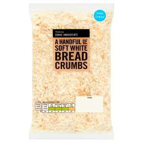 Cook's ingredients soft white bread crumbs