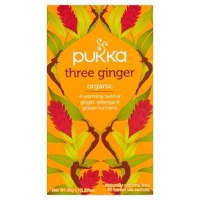 Pukka Three Ginger 20s
