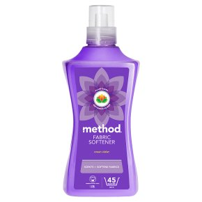 Method Ocean Violet Fabric Softener 45 washes