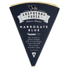 Shepherds Purse Harrogate Blue