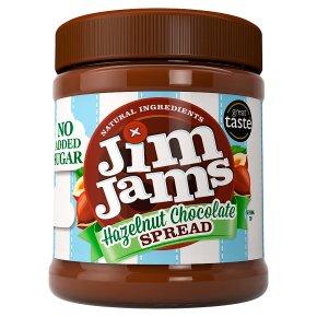 Jim Jams Hazelnut Chocolate Spread