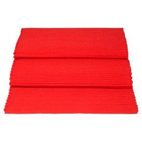 Waitrose Dining Red Rib Runner