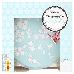 Waitrose Butterfly Cake