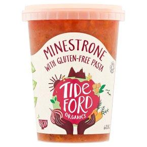 Tideford Minestrone with Gluten Free Pasta