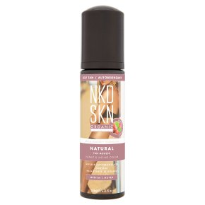NKD SKN Tinted Tan Mousse Medium
