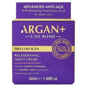 Argan+ Pro-Collagen Night Cream