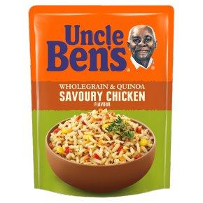 Uncle Ben's Rice & Grains Chicken Flavour