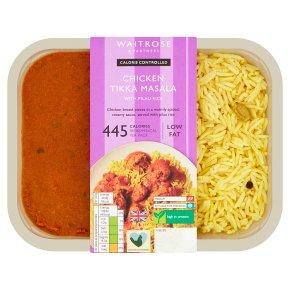 LoveLife Chicken Tikka Masala with Pilau Rice