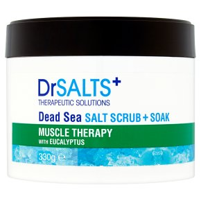 Dr Salts Salt Scrub+Soak
