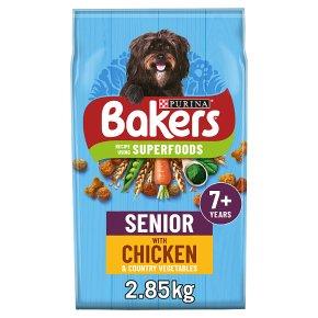 Bakers Senior Chicken