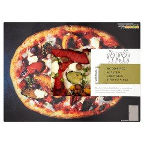No.1 Roasted Vegetable & Pesto Pizza