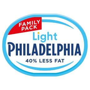 Philadelphia Light Soft White Cheese 340g