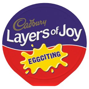 Cadbury Layers of Joy Limited Edition