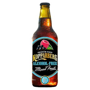 Kopparberg Alcohol Free with Mixed Fruit