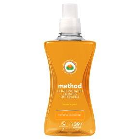 Method Freshwater Peach 39 washes