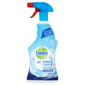 Dettol Bathroom Power & Pure