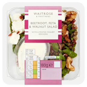 Waitrose Beetroot, Feta & Walnut Salad