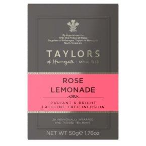 Taylor's Rose Lemonade Infusion