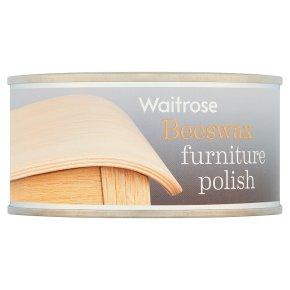 Waitrose beeswax furnish polish