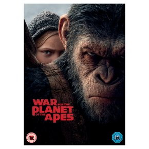 DVD War For The Planet Of The Apes