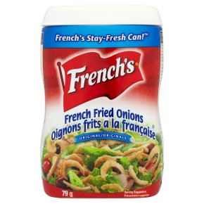 French's French frd onions original