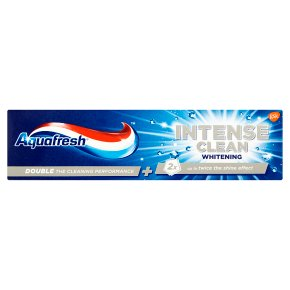 Aquafresh Intense Clean Whitening