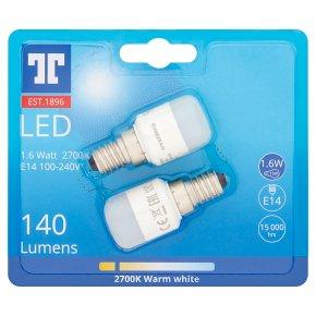 Tungsram Light Bulb SES 1.6W
