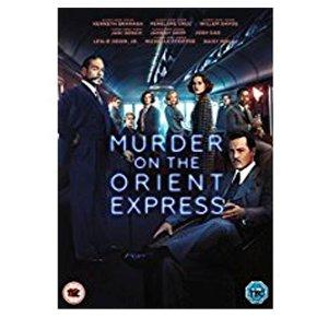 DVD Murder on the Orient Express