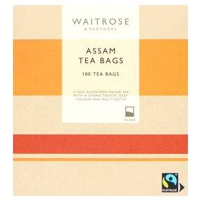 Waitrose 100 Assam tea bags
