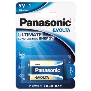 Panasonic evolta alkaline 9V
