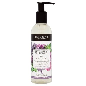 Tisserand Lavender & White Mint Hand Wash