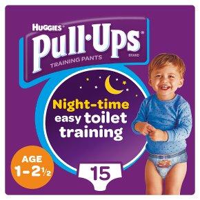 Huggies Pull Ups Night 1-2.5 Years
