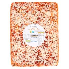essential Waitrose Cheese & Tomato Pizza