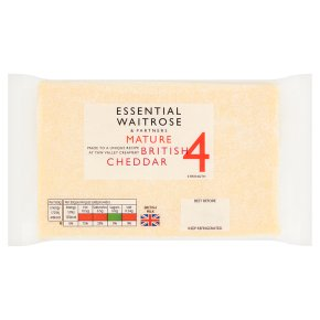 Essential Mature British Cheddar