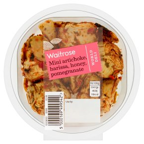 Waitrose WD Mini Artichoke Harissa Honey