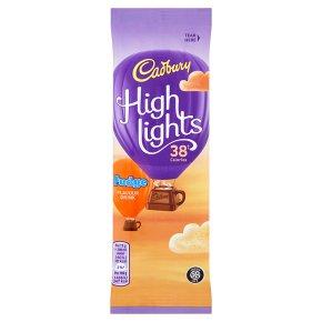 Cadbury Highlights Fudge