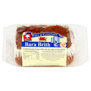 Tan Y Castell bara brith low fat