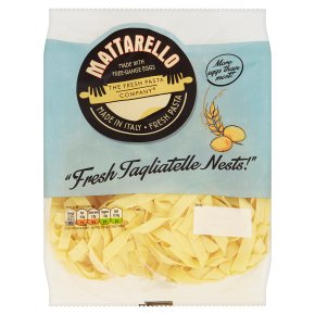 The Fresh Pasta Company Ltd pasta fresca tagliatelle