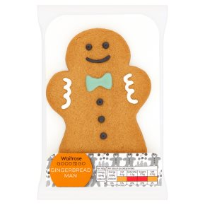GOOD TO GO Gingerbread Man