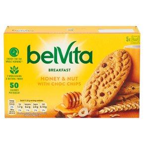 Belvita Breakfast Biscuits Honey and Nuts