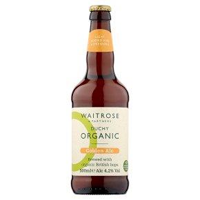 Waitrose Duchy Organic golden ale