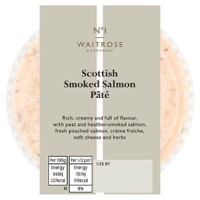 Waitrose 1 Scottish Salmon Paté