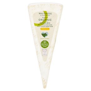 Waitrose Duchy Cornish Brie Strength 2