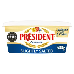 Président French Slightly Salted Spreadable