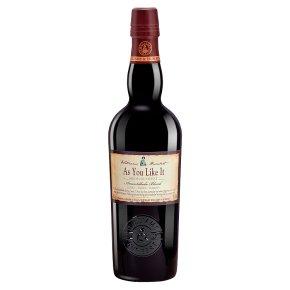 Williams & Humbert As You Like It Medium Sweet Amontillado Sherry