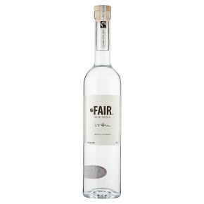 Fair Quinoa Vodka 100% Fairtrade France