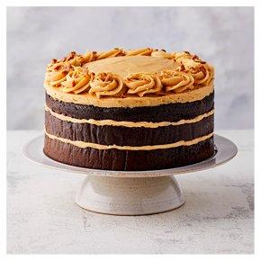 Waitrose Fiona Cairns Chocolate Cake