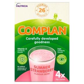 Complan Summer Strawberry